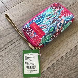 Brand new Lilly Pulitzer phone case/wallet